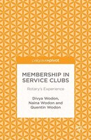 Membership In Service Clubs: Rotary's Experience