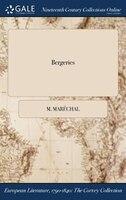 9781375132619 - M. Maréchal: Bergeries - Book