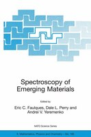 Spectroscopy of Emerging Materials: Proceedings of the NATO