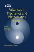 Advances in Mechanics and Mathematics: Volume II