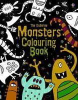 Monsters Colouring Book