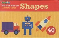 Write-On Wipe-Off Learning Cards:  Shapes