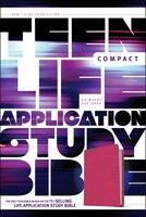 Teen Life Application Study Bible Nlt, Compact Edition