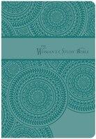 Kjv, The Woman's Study Bible, Imitation Leather, Turquoise