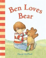 Ben and Bear do everything together