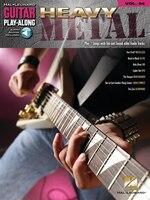 Heavy Metal: Guitar Play-Along Volume 54