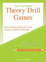 Theory Drill Games Set 2: Early Elementary Level