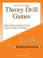 Theory Drill Games Set 1: Early Elementary Level