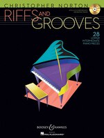 Riffs and Grooves: 28 Lower Intermediate Piano Pieces With a CD of Performance and Backing Tracks Book/CD Pack