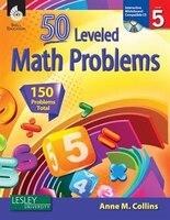 50 Leveled Math Problems Level 5