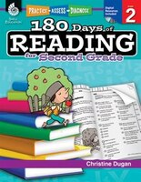 Practice, Assess, Diagnose:  180 Days Of Reading For Second