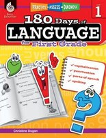 Practice, Assess, Diagnose:  180 Days Of Language For First