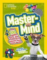 mastermind over 100 games tests puzzles unleash inner genius
