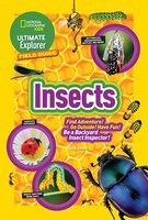 ultimate explorer field guide insects find adventure outside