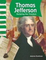 Thomas Jefferson was a great American who helped the United States win its freedom from England