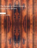 The Treasury of David, Volume 1 (Large Print Edition)