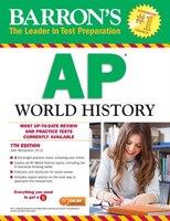 Barron's AP World History, 7th Edition