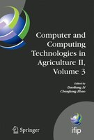 Computer and Computing Technologies in Agriculture II, Volume 3: The Second IFIP International Conference on Computer and Computin