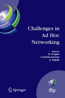 Challenges in Ad Hoc Networking: Fourth Annual Mediterranean