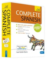 Complete Spanish Beginner To Intermediate Course: Learn To Read- Write- Speak And Understand A New Language