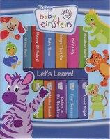 MY FIRST LIBRARY BABY EINSTEIN - LET'S L