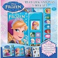 activity box - Frozen