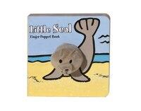 Little Seal:  Finger Puppet Book: Finger Puppet Book