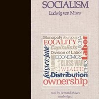 Socialism (mp3-cd): An Economic And Sociological Analysis