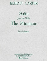 The Minotaur (ballet Suite): Full Score