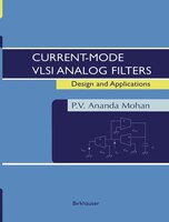 Current-mode Vlsi Analog Filters: Design And Applications