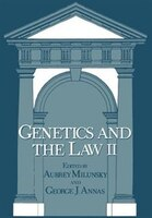 Genetics and the Law II
