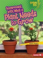 Experiment with What a Plant Needs to Grow