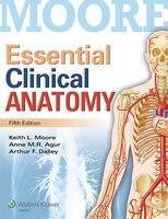 Moore 5e Text; Plus Aclandanatomy.com Package (acland Anatomy) - Lippincott