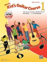 Alfred's Kid's Guitar Course 1: The Easiest Guitar