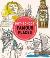 DOT TO DOT FAMOUS PLACES