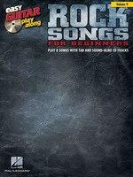 Rock Songs For Beginners: Easy Guitar Play-along Volume 9