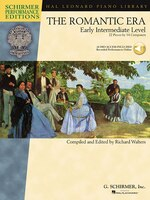 The Romantic Era: Book With Online Audio Access Early Intermediate Level