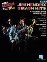 Jimi Hendrix - Smash Hits: Easy Guitar Play-along Volume 14