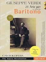 Verdi:  21 Arias For Baritone: Cantolopera Collection