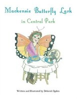 Mackensie Butterfly Lark in Central Park