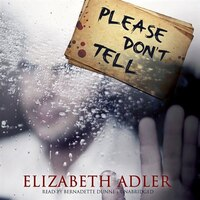 Please Don't Tell (mp3 Cd)