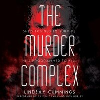 The Murder Complex is an action-packed, blood-soaked, futuristic debut thriller set in a world where the murder rate is higher than the birthrate.Meadow Woodson, a fifteen-year-old girl who has been trained by her father to fight, to kill, and to survive in any situation, lives with her family on a houseboat in Florida