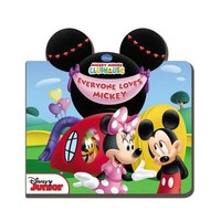 Mickey Mouse Clubhouse Everyone Loves Mickey