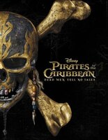 Pirates Of The Caribbean:  Dead Men Tell No Tales Novelizati