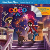 coco read along storybook