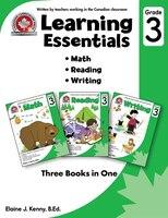 Learning Essentials Grade 3: Bind-up Grade 3