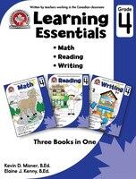 Learning Essentials Grade 4: Bind-up Grade 4