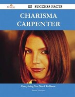 Charisma Carpenter 56 Success Facts - Everything you need to know about Charisma Carpenter