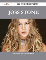 Joss Stone 237 Success Facts - Everything you need to know about Joss Stone