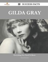 Gilda Gray 35 Success Facts - Everything you need to know about Gilda Gray